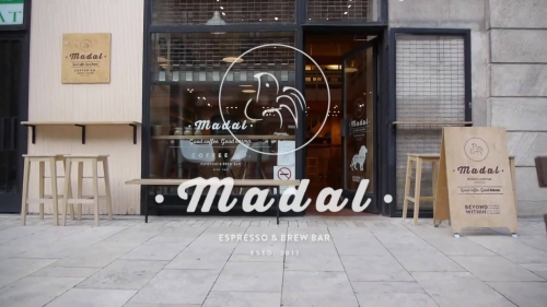 Madal Cafe - Specialty Coffee Bar hely borítóképe