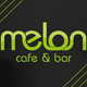 Melon Cafe & Bar hely logója